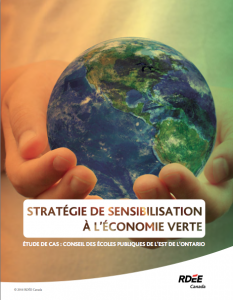 Green economy awareness strategy