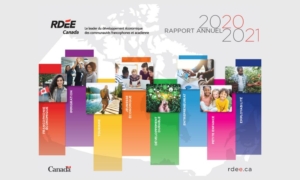 Rétrospective de l'année 2020-2021!