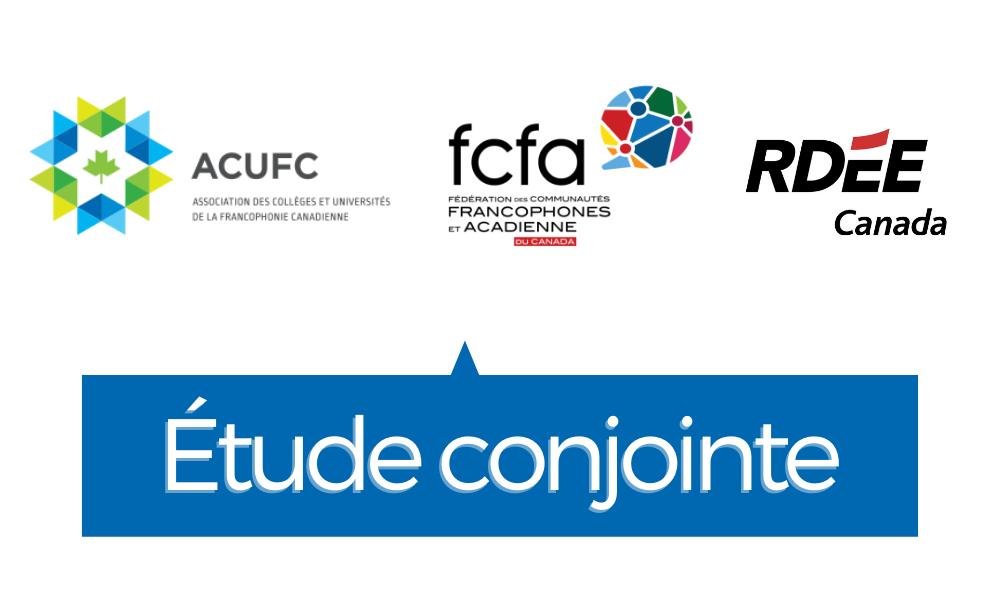 L'ACUFC, la FCFA et RDÉE Canada s'unissent pour une étude sur les besoins en main-d'œuvre