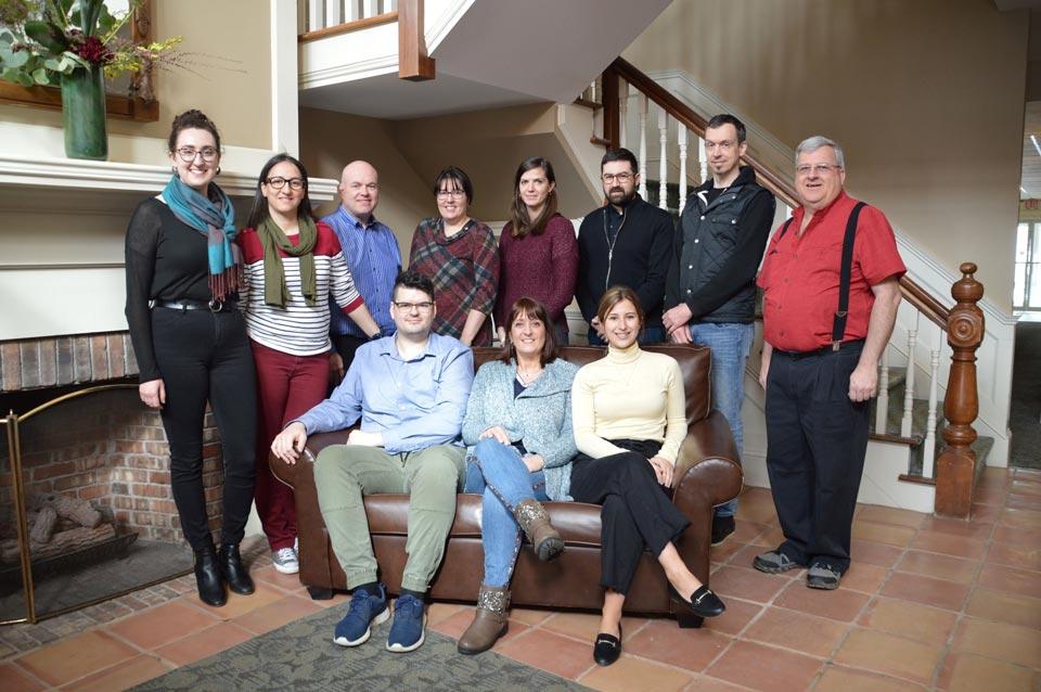 Groupe de travail en communication mars 2020
