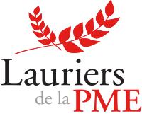 LOGO Lauriers de la PME