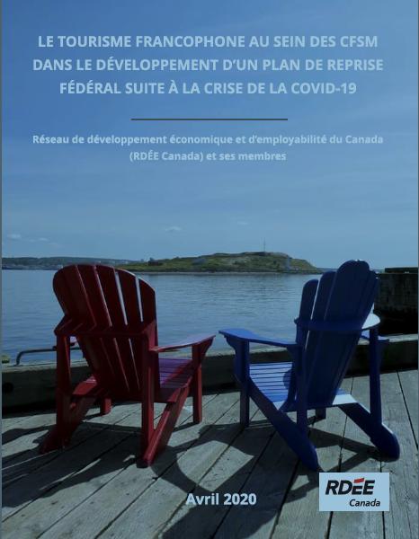 Positionnement pour le tourisme francophone suite à la crise de la COVID-19