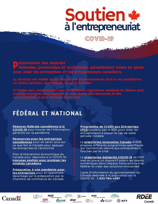Ressources et recommandations pour traverser la crise – entrepreneuriat